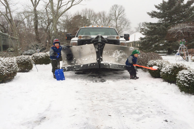 Reliable snow plowing service for Eastham, Brewster, Orleans, Harwich and Chatham